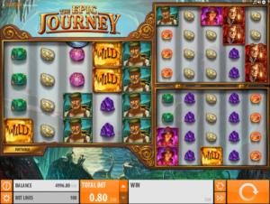 The Epic Journey Giochi Slot Machine Online Gratis