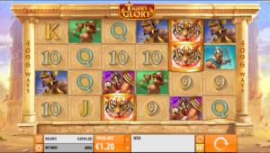 Tigers Glory Slot Machine Online Gratis