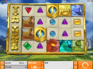 Slot Machine Titan Thunder Gratis Online