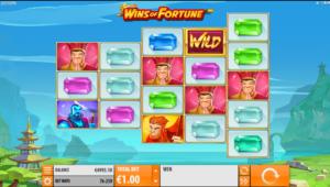 Wins of Fortune Slot Machine Online Gratis