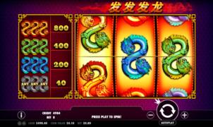 Slot Machine888 DragonsGratis Online