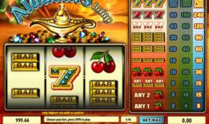 Aladdins Lamp THSlot Machine Online Gratis