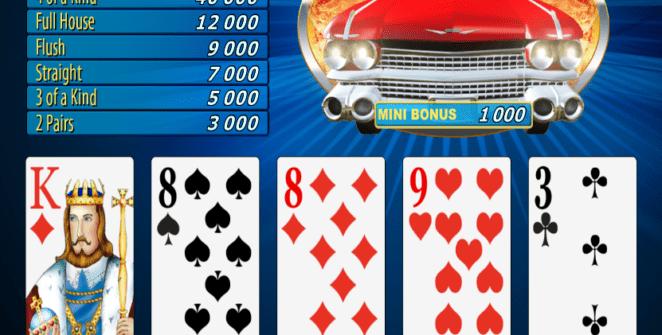 Slot MachineAmerican Poker VGratis Online
