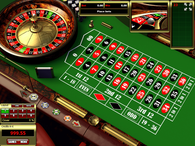 American Roulette TomHorn