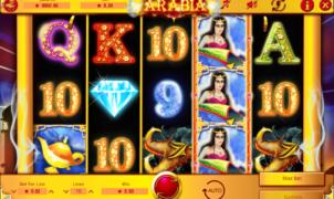 Arabia Slot Machine Online Gratis