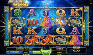 Atlantis WorldGiochi Slot Machine Online Gratis