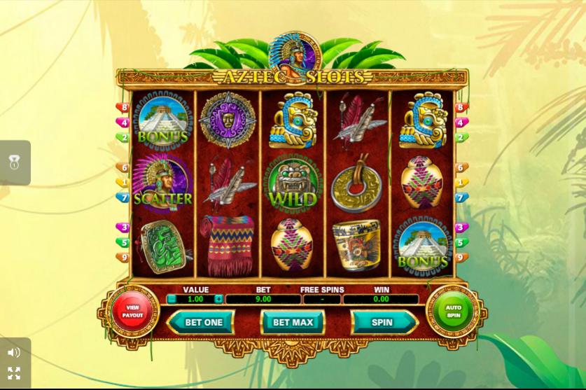 slots machines online gratis