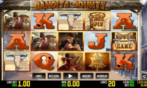 Bandits BountyGiochi Slot Machine Online Gratis