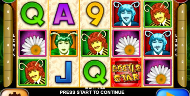Giochi Slot Beetle Star Online Gratis