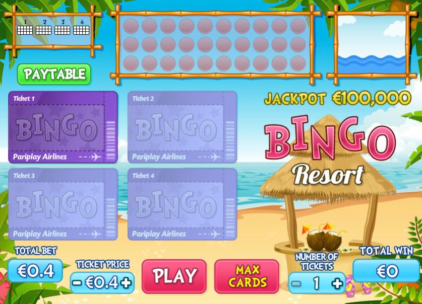 Giochi gratis bingo