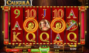 Slot MachineCaligulaGratis Online