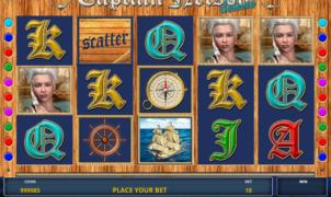 Slot MachineCaptain Nelson deluxeGratis Online