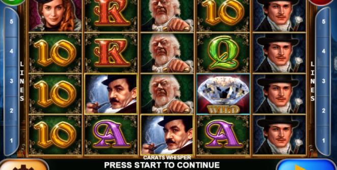 Giochi Slot Carats Whisper Online Gratis
