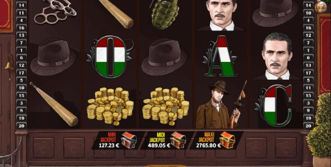 Giochi Slot Cosa Nostra Online Gratis