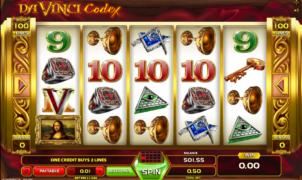Slot MachineDavinci CodexGratis Online