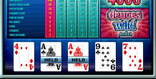 Slot MachineDeuces Wild TomHornGratis Online