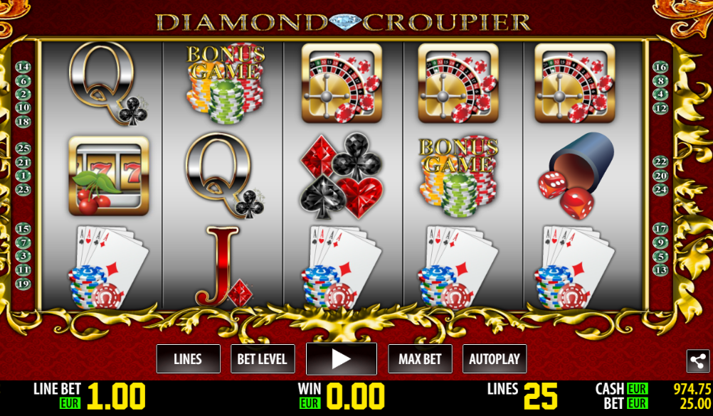 Slot machines gratis online