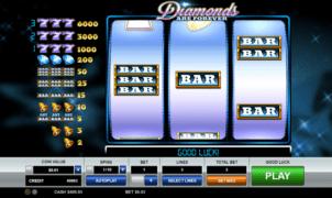 Diamonds are Forever Slot Machine Online Gratis