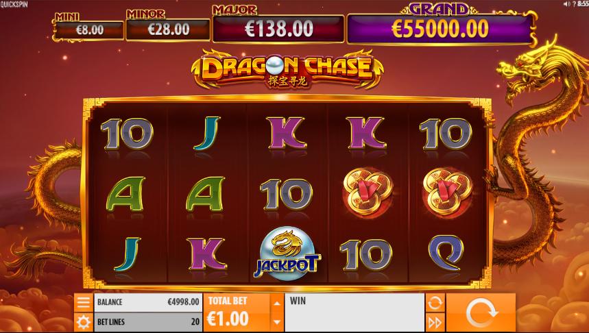 Dragon Chase