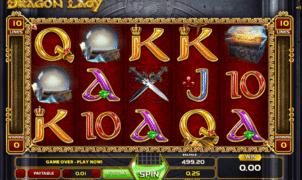 Dragon LadySlot Machine Online Gratis