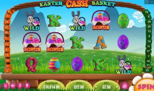 Easter Cash BasketSlot Machine Online Gratis