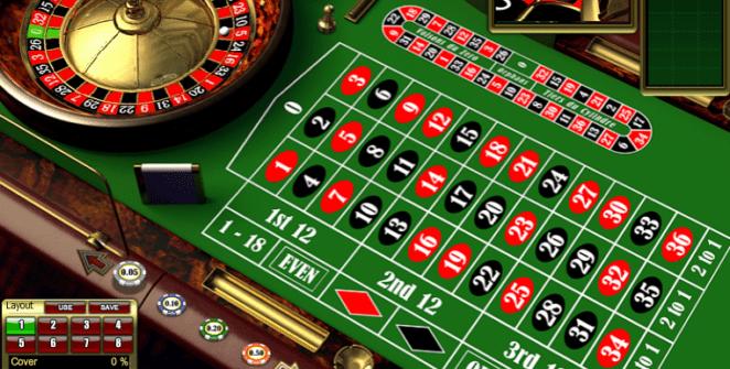 European Roulette TomHornSlot Machine Online Gratis