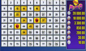 Extra BingoSlot Machine Online Gratis