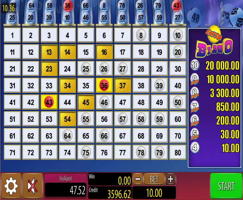 Bingo e slot machine