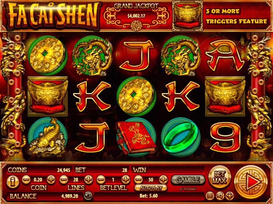 Spiele Cai Shen 88 - Video Slots Online