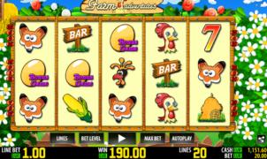 Giochi SlotFarm AdventuresOnline Gratis