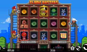 Slot Machine Flame Busters Gratis Online