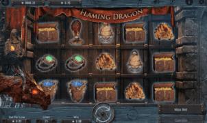 Flaming DragonSlot Machine Online Gratis