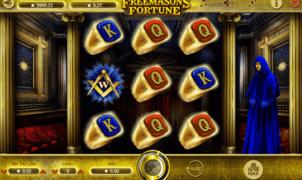 Freemasons FortuneSlot Machine Online Gratis