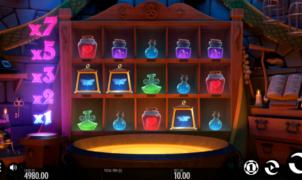 Slot Machine Frog Grog Gratis Online