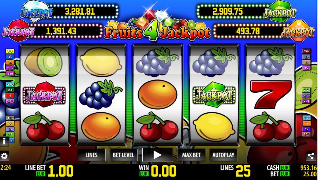 Slot machine gratis free