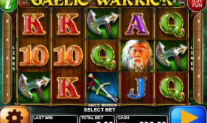 Giochi Slot Gaelic Warrior Online Gratis