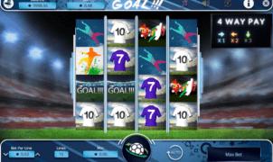 Goal!!!Slot Machine Online Gratis