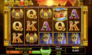 Gold of RaSlot Machine Online Gratis