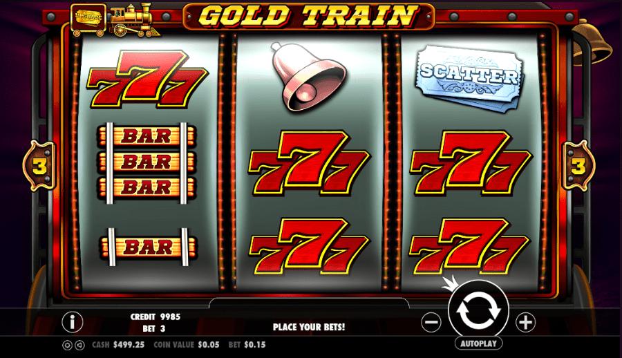 Slot machine 3 rulli 3 linee gratis