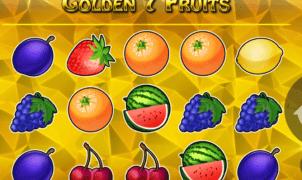 Golden 7 FruitsSlot Machine Online Gratis