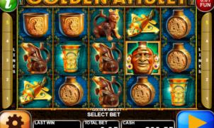 Giochi Slot Golden Amulet Online Gratis