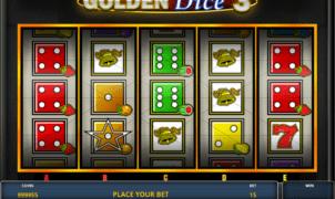 Golden Dice 3Slot Machine Online Gratis