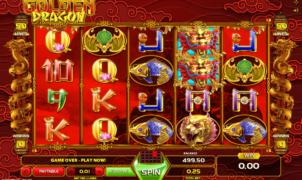 Slot MachineGolden Dragon Game ArtGratis Online