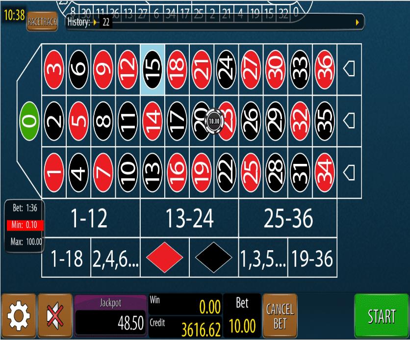 Giochi di roulette