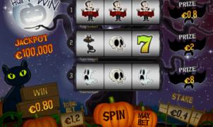 Slot MachineHallow WinGratis Online