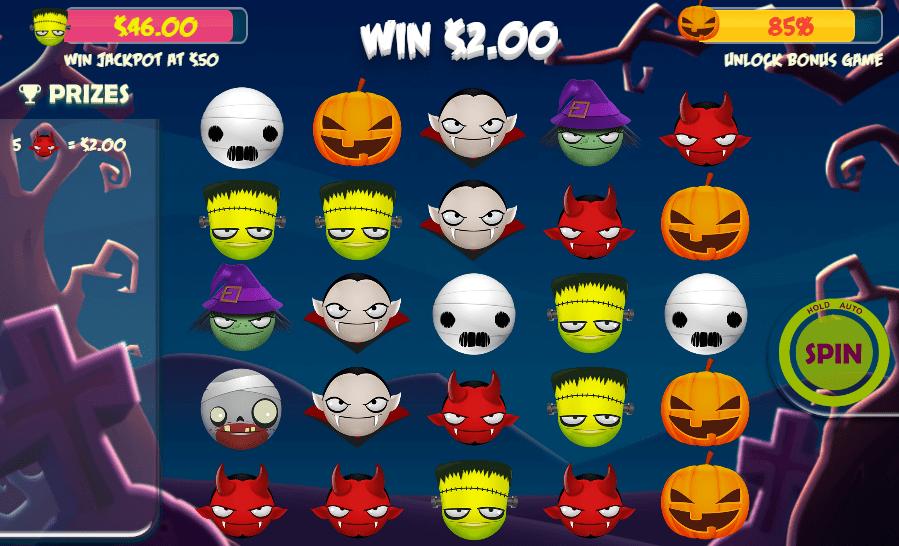 Giochi gratis halloween