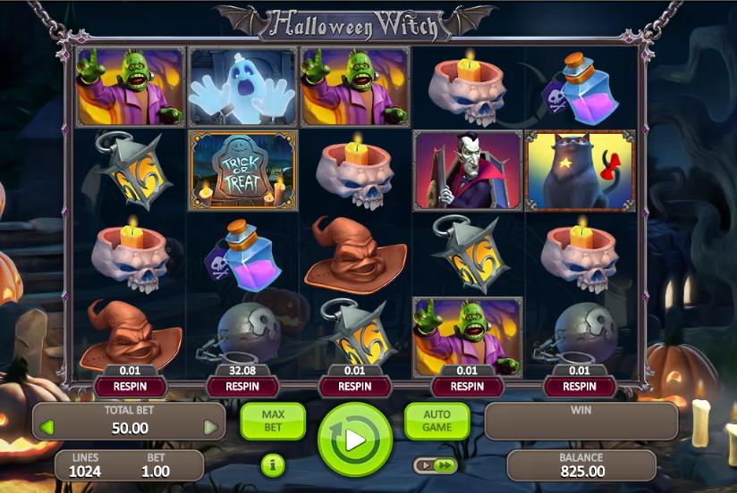Slot machine strega