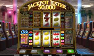 Giochi SlotJackpot Jester 50000Online Gratis