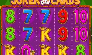 Slot MachineJoker CardsGratis Online