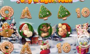 Jolly Gingerbread Slot Machine Online Gratis
